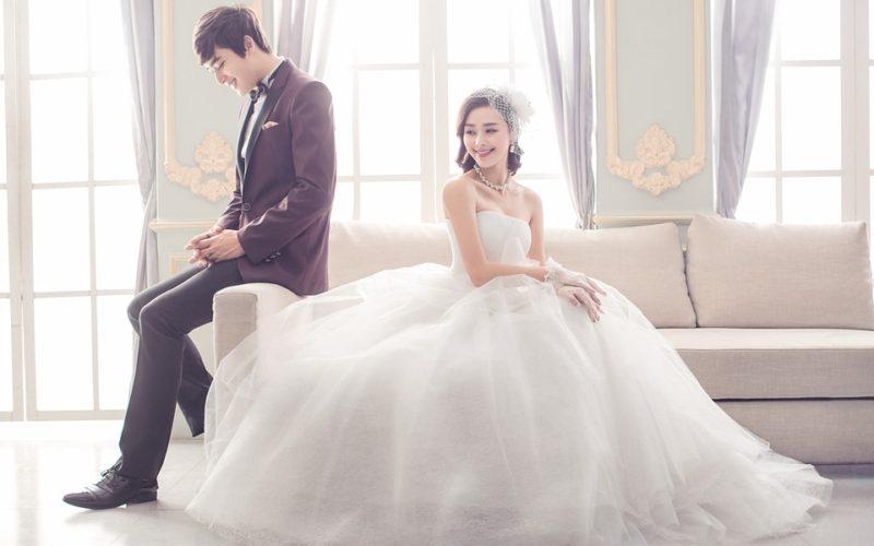 svatební trendy