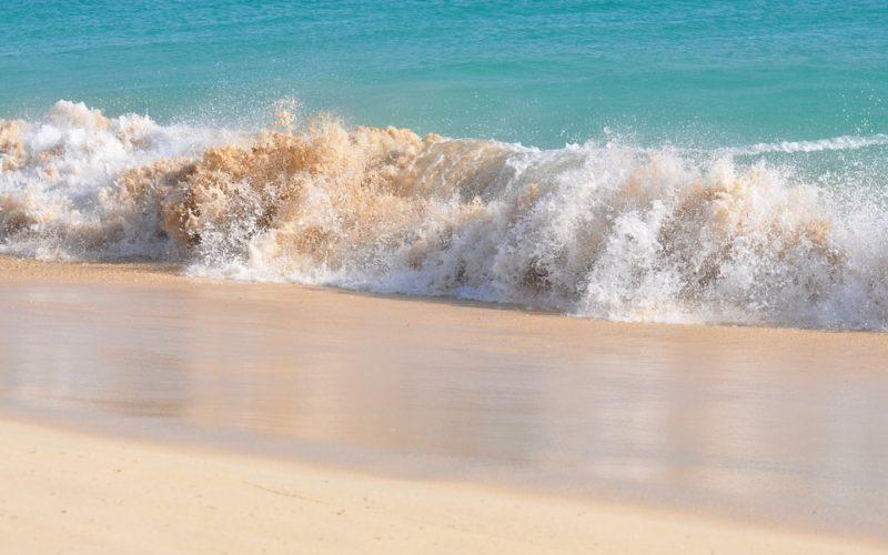 Kapverdy pláže