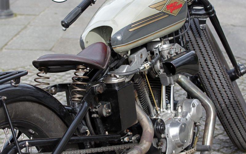 Zloději motocyklů