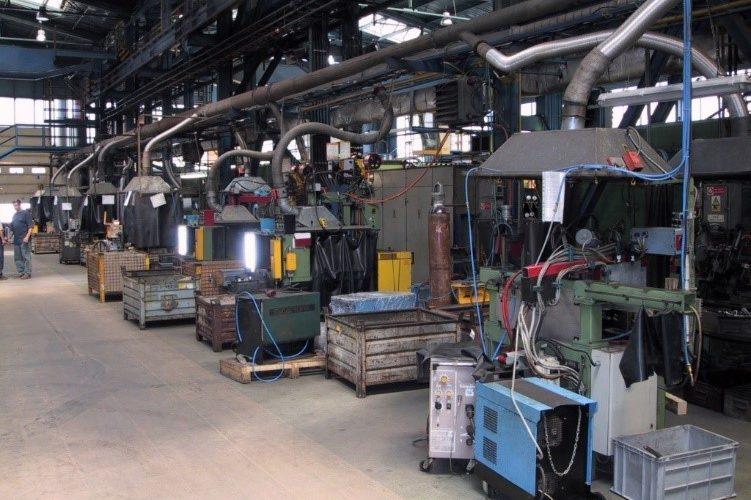 Kovovýroba a ocel