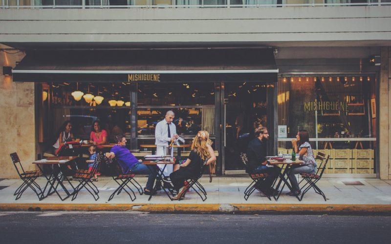 Zviditelnění restaurace