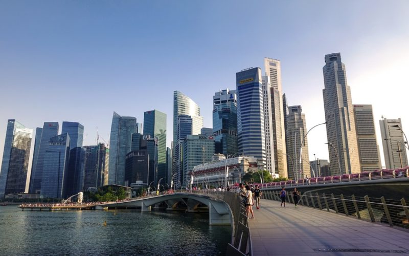 Singapur a pokuty