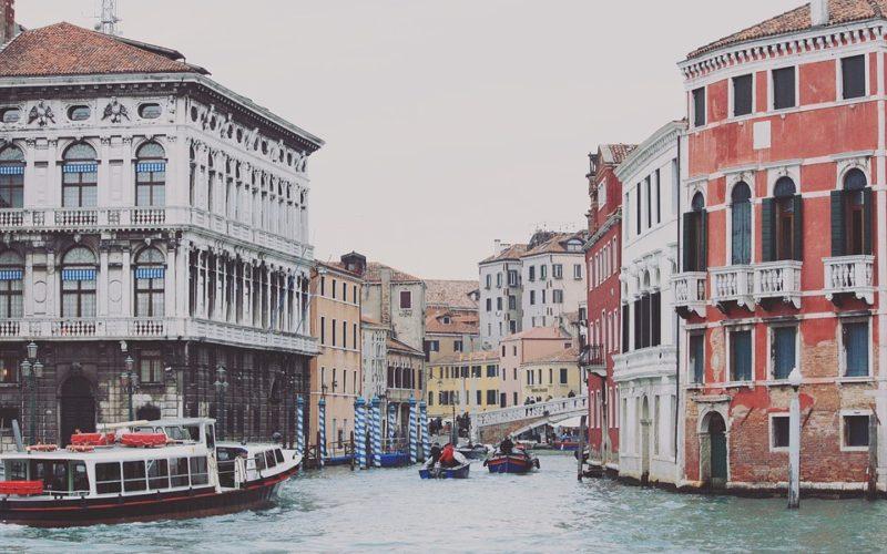 Benátky je město nejen pro romantiky