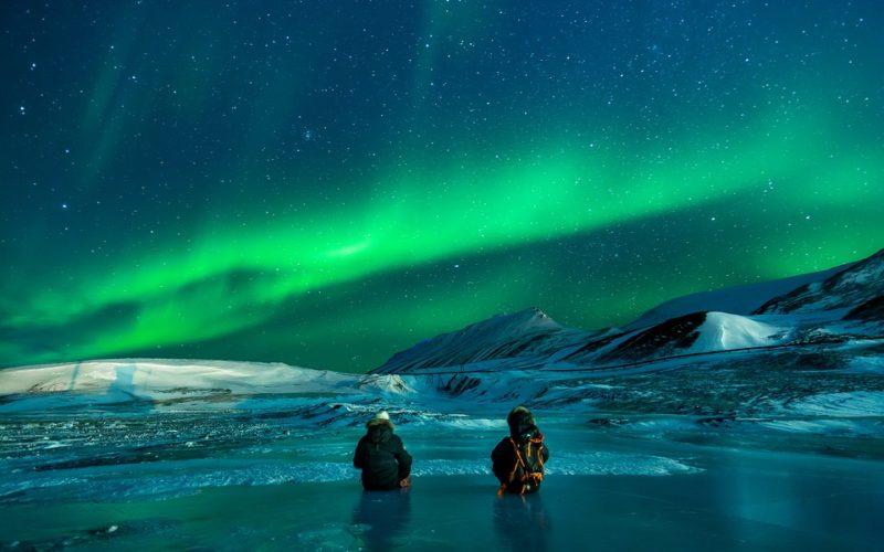 Odkud pozorovat polární zář?