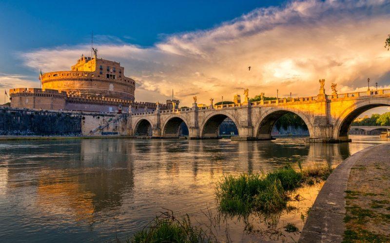 Méně známé památky, které vidět v Římě