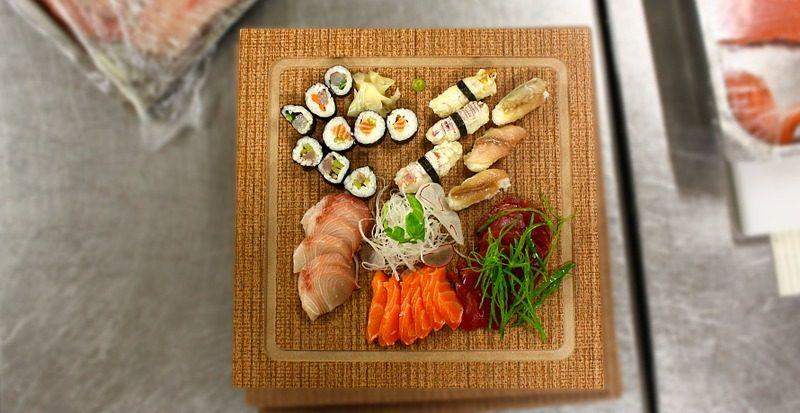 Jak jíst sushi a dalších několik zajímavostí