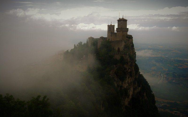 Hrady jako strážci severní Itálie