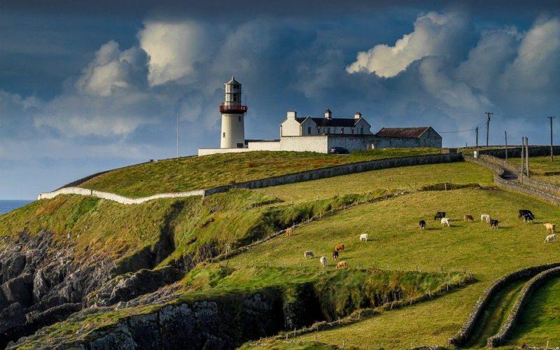 Irsko jako země lákavá. Poznejte ji víc díky několika faktům